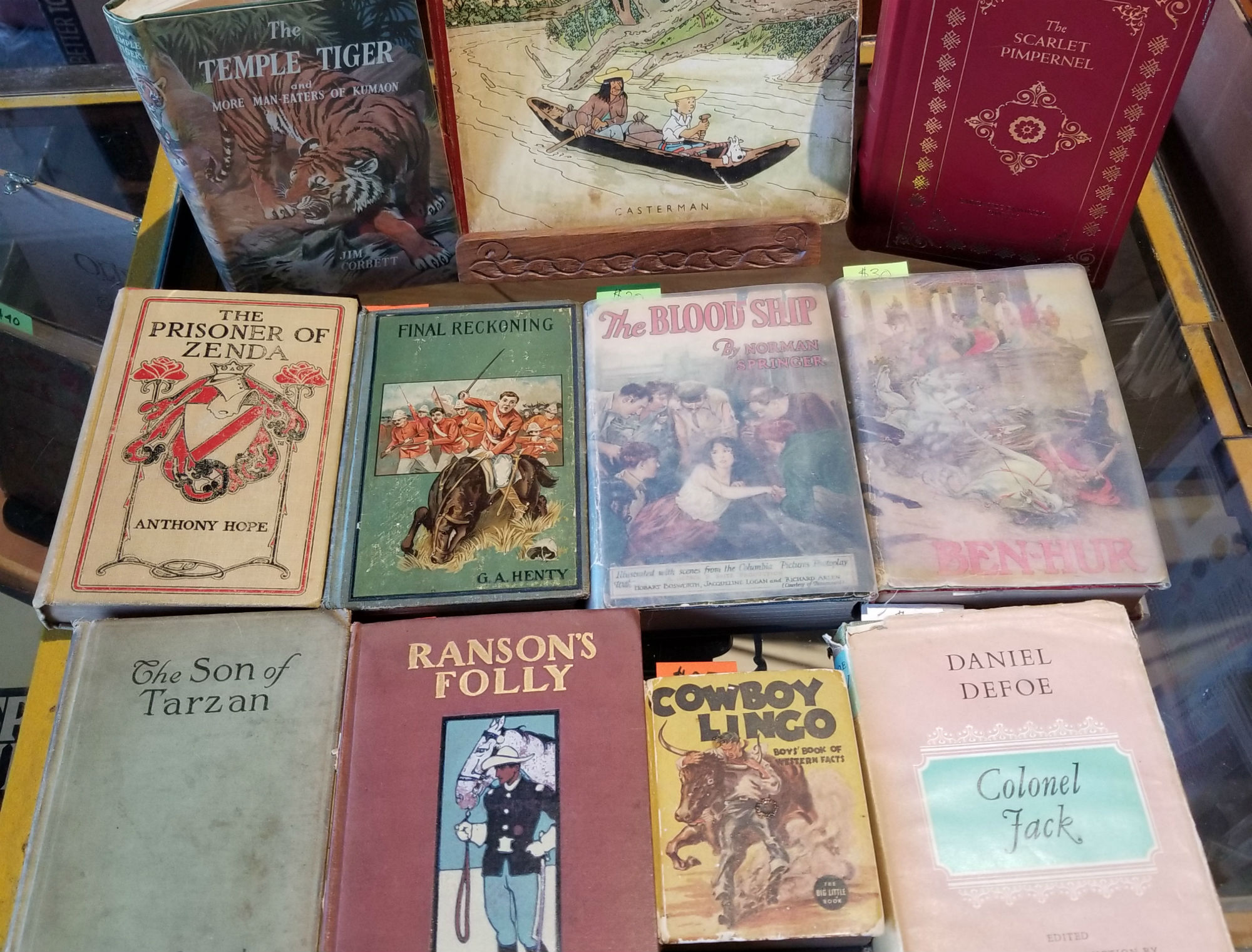 Adventure Books Ahoy!