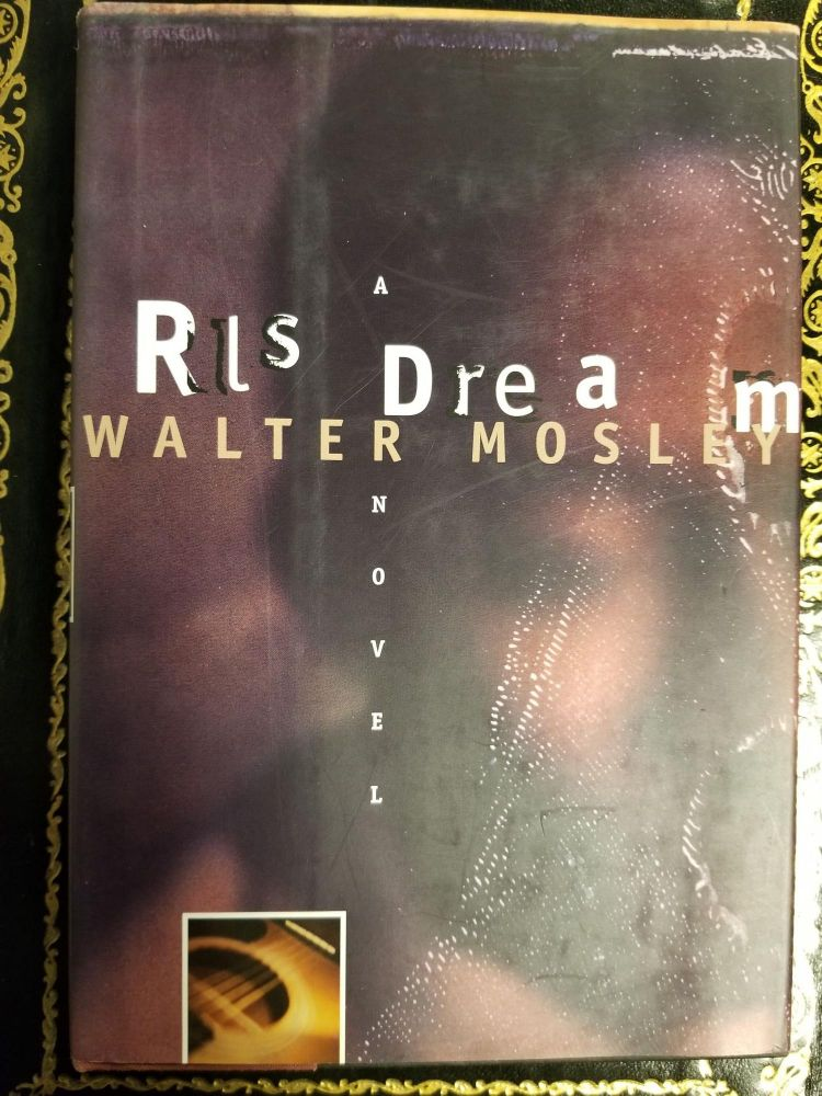 RL's Dream. Walter MOSLEY, SIGNED.