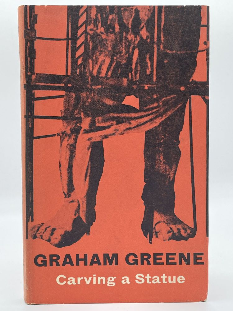 Carving a Statue. Graham GREENE.