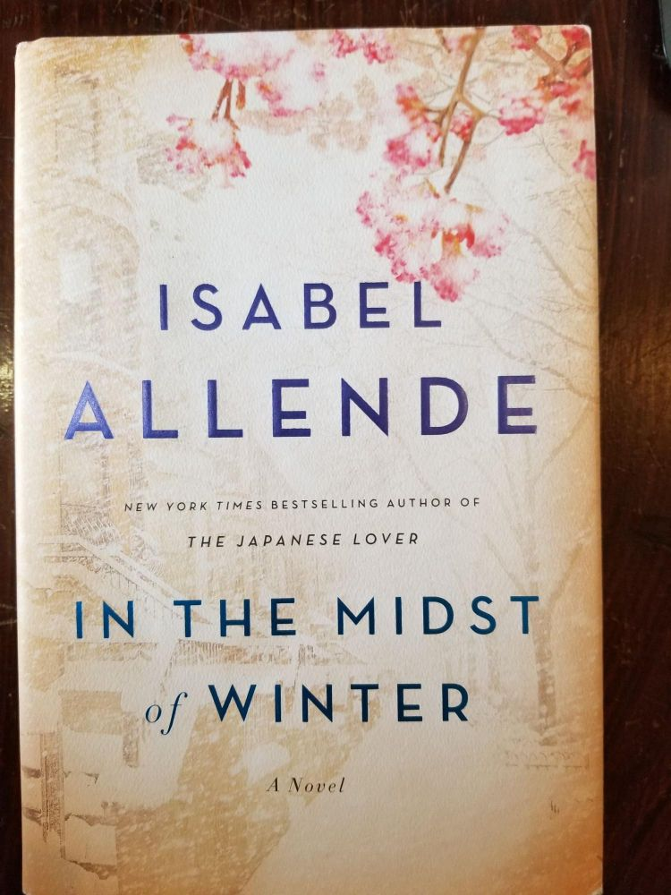 In the Midst of Winter. Isabel Allende.