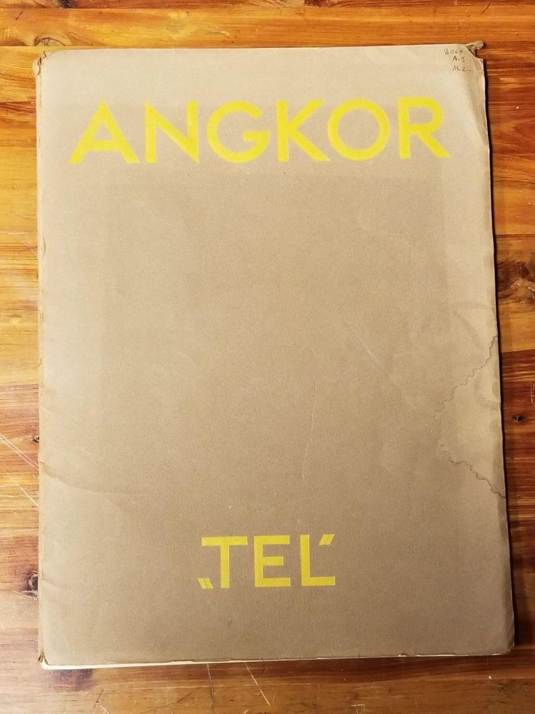 Angkor. EDITIONS TEL, publisher.