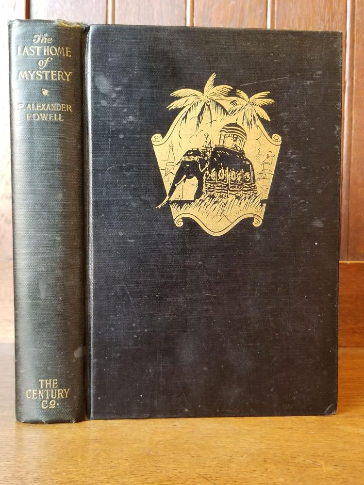 The Last Home of Mystery; Adventures in Nepal. E. Alexander POWELL.