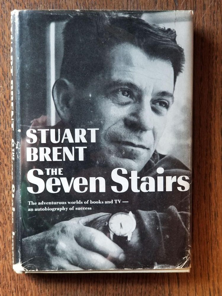 The Seven Stairs. Stuart BRENT, SIGNED.
