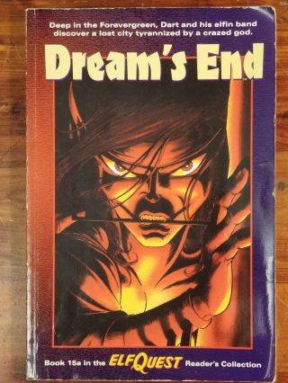 Dream's End; Book 15a in the Elfquest Reader's Collection. Richard PINI, Barry Blair, Colin Chan