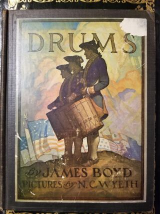 Drums. James BOYD, N. C. WYETH