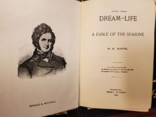 Dream-Life; A Fable of the Seasons