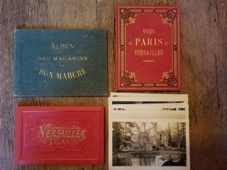 Warren H. Manning's Souvenirs from Paris, 1899. Warren H. MANNING, Landscape architecture, Tourism