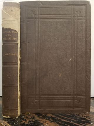 Discovery and Exploration of the Mississippi Valley; with the original narratives of Marquette,...