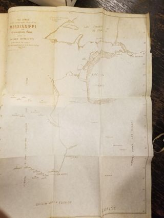 Discovery and Exploration of the Mississippi Valley; with the original narratives of Marquette, Allouez, Membre, Hennepin, and Anastase Douay