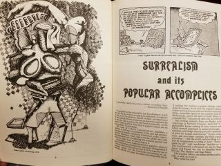 Surrealism and Its Popular Accomplices