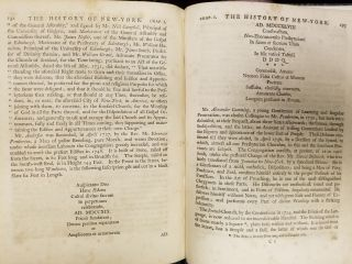 The History of the Province of New-York, from the First Discovery to the Year M.DCC.XXXII; To which is annexed, a description of the country, with a short account of the inhabitants, their trade, religious and political state, and the constitution of the courts of justice in that colony