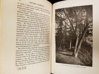 Historic Mackinac [complete in 2 volumes]; The historical picturesque and legendary features of the Mackinac country. Illustrated from sketches, drawings, maps, and photographs, with an original map of Mackinac Island, made especially for this work