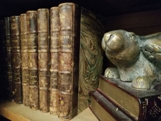 Lot of 4 Antique Hardcover Books. UNCHARTED BOOKS