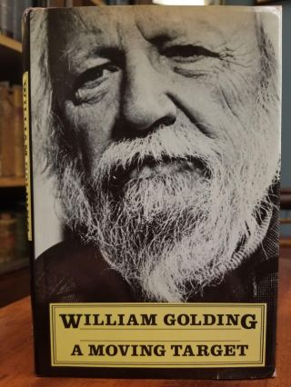 A Moving Target. William GOLDING