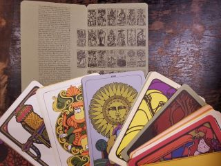 The Linweave Tarot Pack