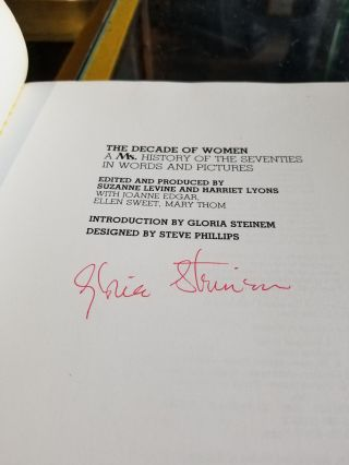 The Decade of Women; A Ms. History of the Seventies in Words and Pictures