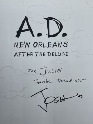 A.D. New Orleans After the Deluge