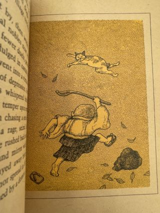 """The Nose; A tale based on """"Hana""""by R. Akutagawa retold and illustrated"""