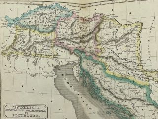 Atlas of Antient Geography [Ancient]