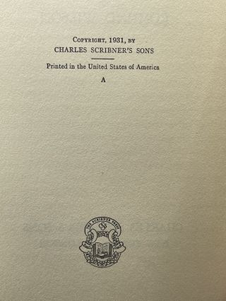 Axel's Castle; A study of in the imaginative literature of 1870-1930