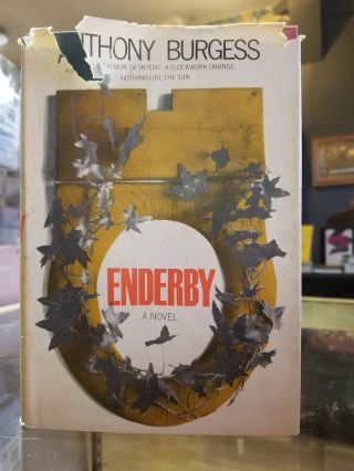 Enderby. Anthony Burgess
