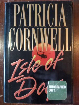 Isle of Dogs. Patricia Cornwell.