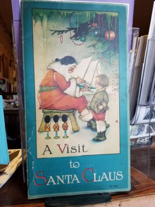 A Visit to Santa Claus. Margaret Evans Price