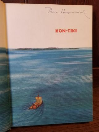 2 Books About Kon-Tiki for Children
