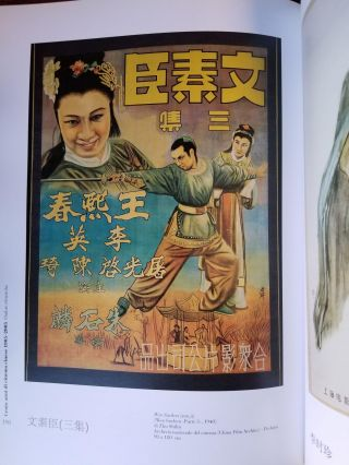 Cento Anni de Cinema Cinese 1905-2005 (One Hundred Years of Chinese Cinema); Ombre Elettriche [Electric Shadows]