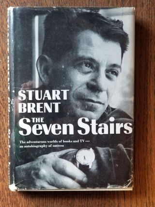 The Seven Stairs. Stuart BRENT, SIGNED