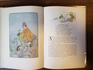 The Turned-Into's; Jane Elizabeth Discovers the Garden Folk